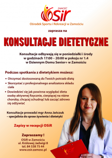 DIETETYK ANNA JANCZUK OSIR